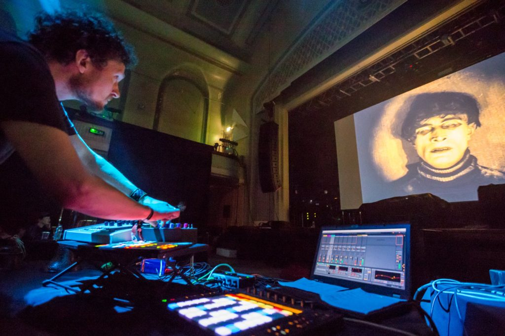 The Cabinet of Dr Calagari live score