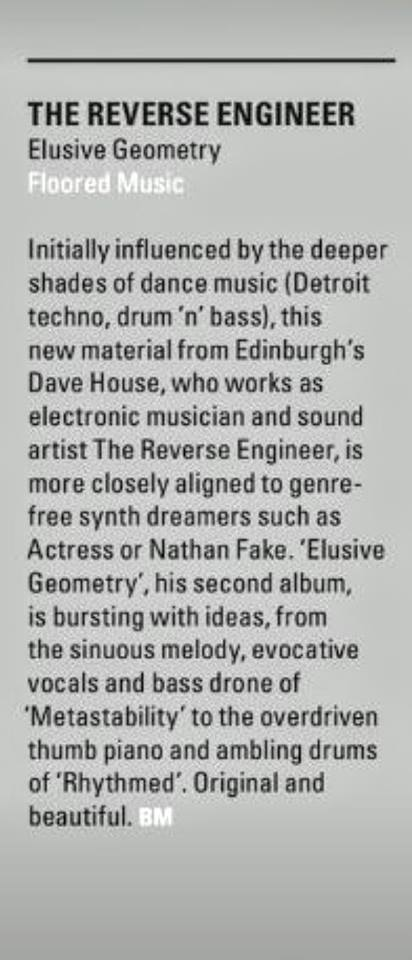 Electronic Sound review